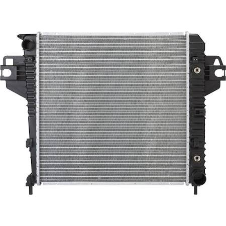 RADIATOR 2481 (HEAVY-DUTY) FOR JEEP LIBERTY 2002-2007