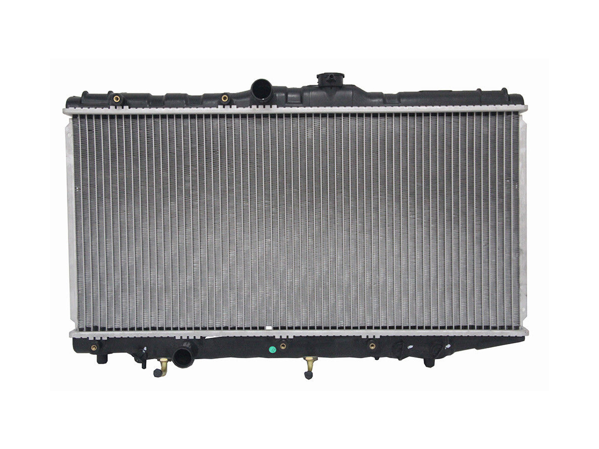 RADIATOR 539 (HEAVY-DUTY) FOR TOYOTA COROLLA 1988-1991